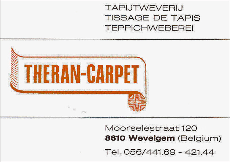oprichtingsakte Theran Carpets